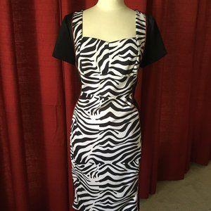 Eloquii Colorblock Dress